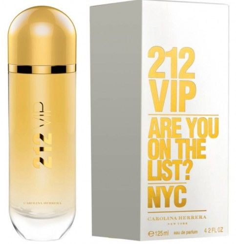 Carolina Herrera 212 VIP D. edp 125 ml