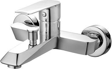 OMNIRES Bateria wannowo-prysznicowa natynkowa Astoria chrom AS5630CR