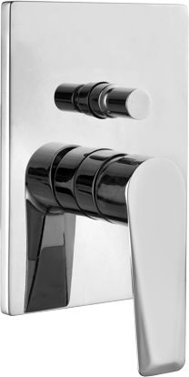 OMNIRES Bateria prysznicowo - wannowa podtynkowa Astoria chrom AS5635CR
