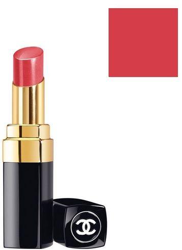 Chanel Rouge Coco Shine Hydrating Sheer Lipshine Nawilżająca pomadka do ust 97 Desinvolte - 3g Do każdego zamówienia upominek gratis.