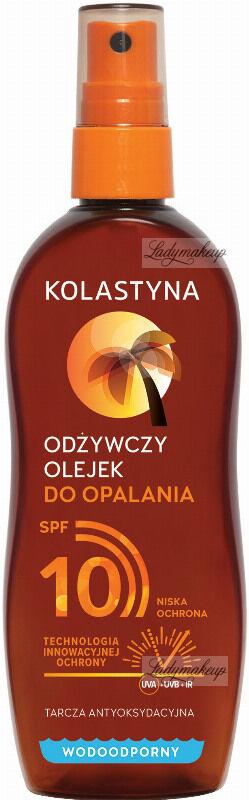 KOLASTYNA - Odżywczy olejek do opalania - SPF10 - 150 ml