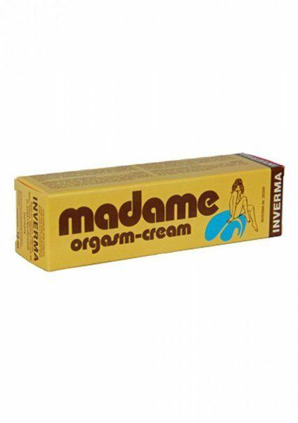 Żel/sprej-Madame Orgasm-Cream 18 ml
