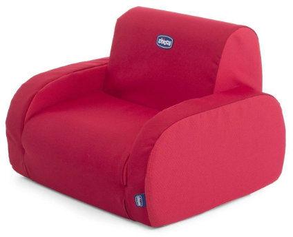 Chicco Fotelik Twist Red Chicco Fotelik Do Pokoju 12m+