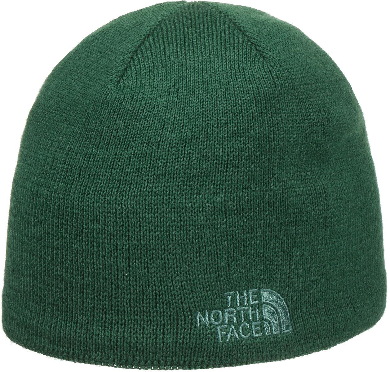 Czapka Beanie Jim by The North Face, zielony, One Size