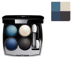 Chanel Les 4 Ombres Multi-effect Quadra Eye Shadow 244 Tisse Jazz Poczwórne cienie do powiek - 2g Do każdego zamówienia upominek gratis.
