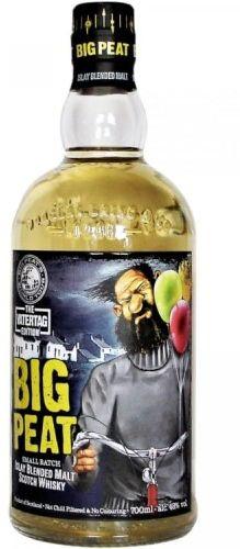 Whisky Big Peat Vatertag Edition 2019 Batch #1 48% 0,7l