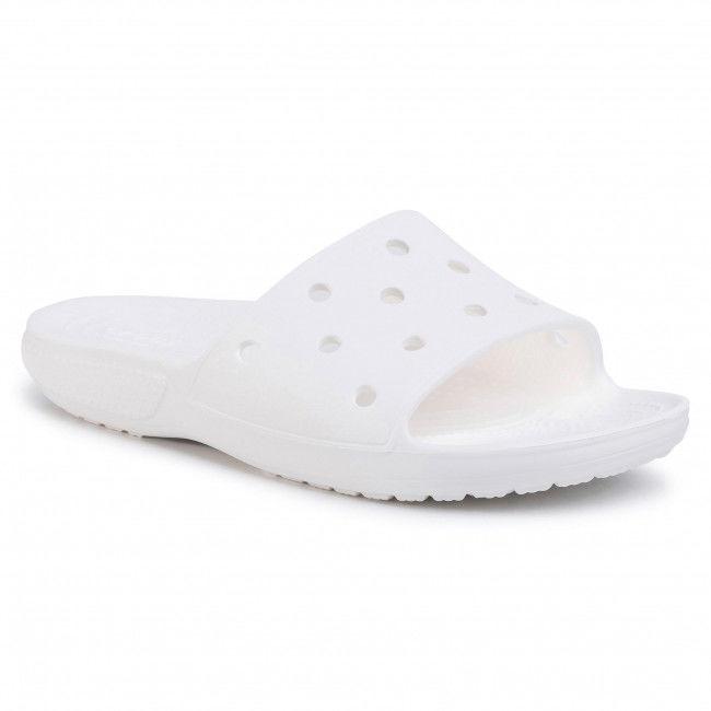 Klapki CROCS - Classic Slide 206121 White