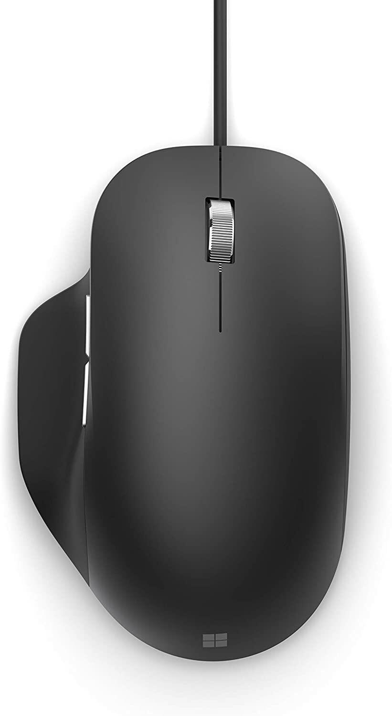 Microsoft Ergonomic Mysz optyczna
