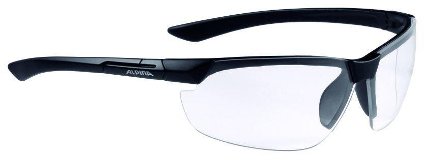 ALPINA okulary sportowe draff black matt, szkło S0 A8558431,4003692228697