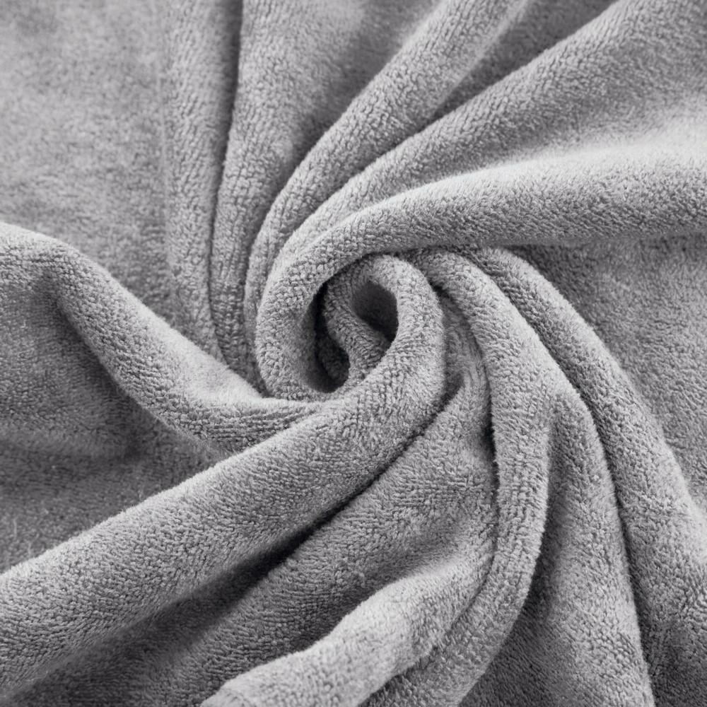 Ręcznik Szybkoschnący Amy 50x90 03 stalowy Eurofirany