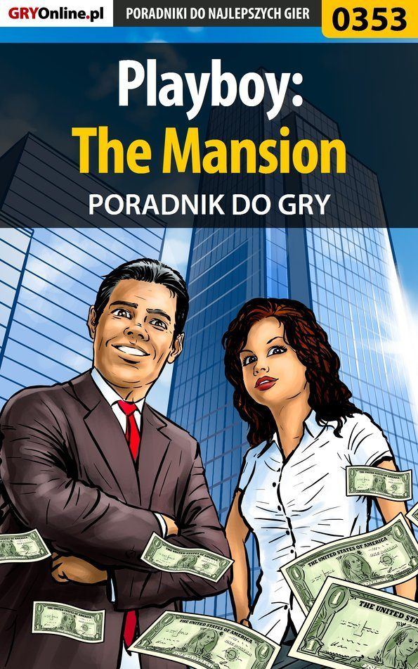 Playboy: The Mansion - Krzysztof Gonciarz - ebook