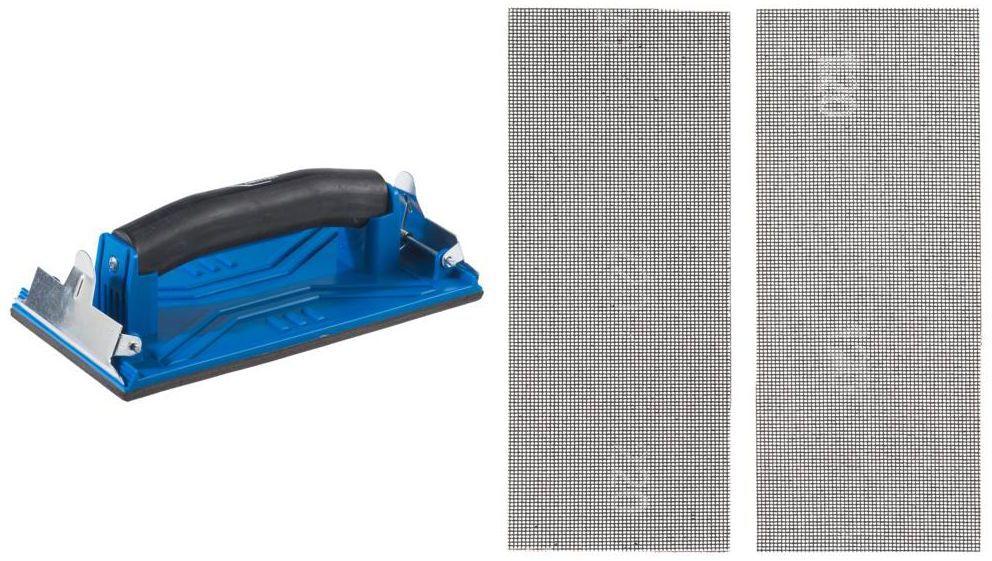 Podkładka do szlifowania 115 x 230 mm DEXTER