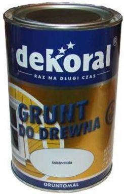 GRUNTOMAL Grunt do drewna 1l. Dekoral