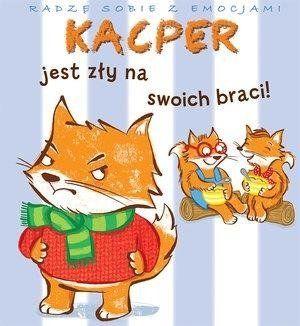 Kacper jest zły na swoich braci! - Emilie Beaumont