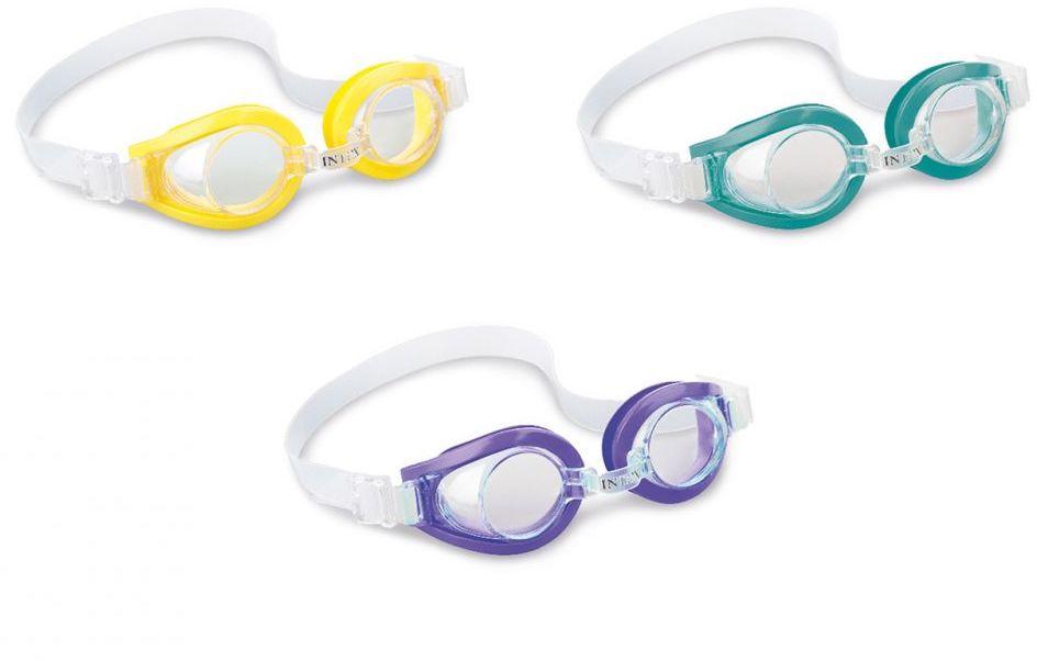 Okulary do pływania Play Intex 55602