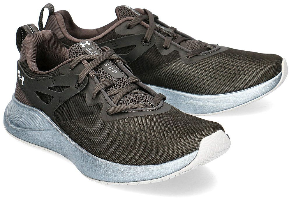 Under Armour Charged Breathe TR 2 - Sportowe Damskie - 3022617-100 - Czarny