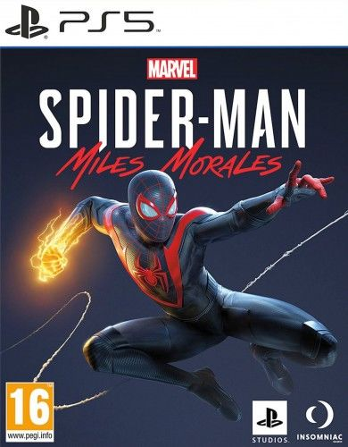 Marvel Spider-Man Miles Morales PS5 Używana