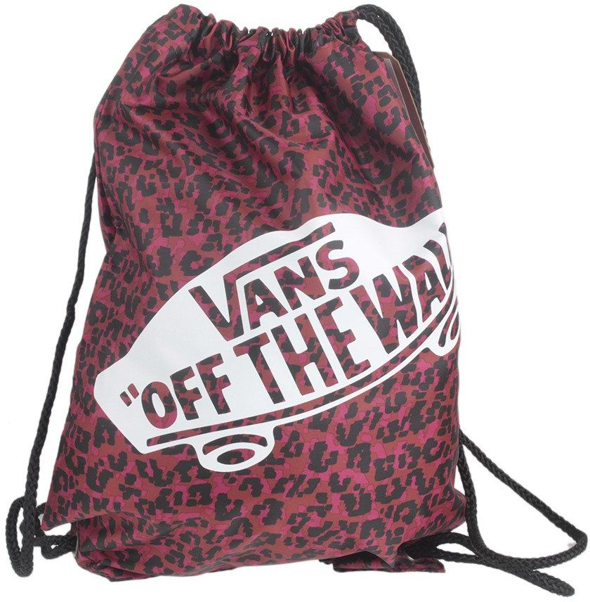 Worek Vans Benched Bag - wild leopard - wild leopard