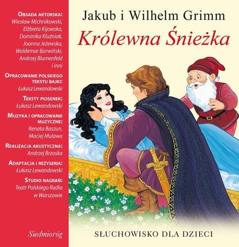 Królewna Śnieżka - Wilhelm Grimm - audiobook
