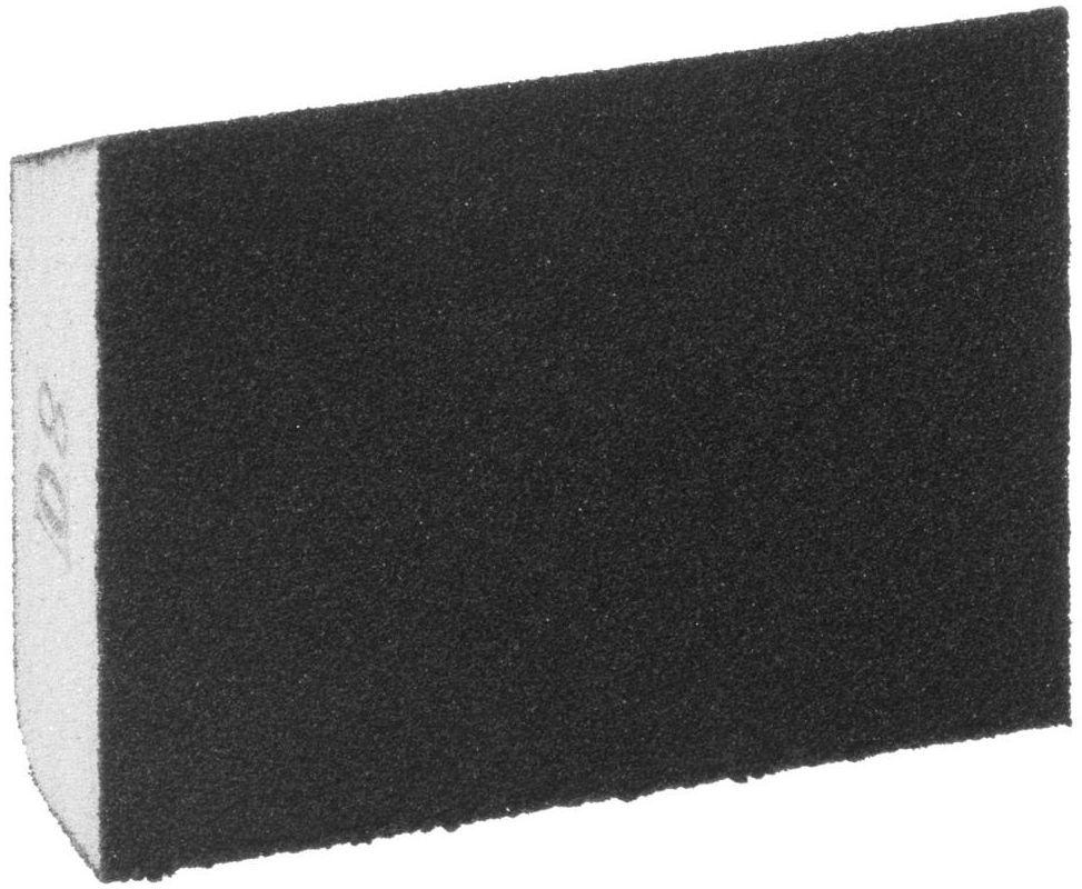 Podkładka do szlifowania P80 CZTEROSTRONNA ŚCIĘTA 100 x 80 mm DEXTER
