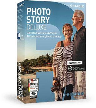 MAGIX Photostory Deluxe (2021) - ESD - cyfrowa - DE/EN/NL/FR - Certyfikaty Rzetelna Firma i Adobe Gold Reseller