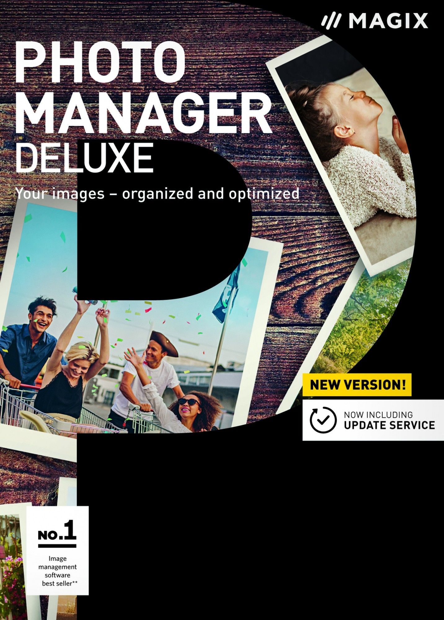 MAGIX Photo Manager Deluxe - ESD - Certyfikaty Rzetelna Firma i Adobe Gold Reseller