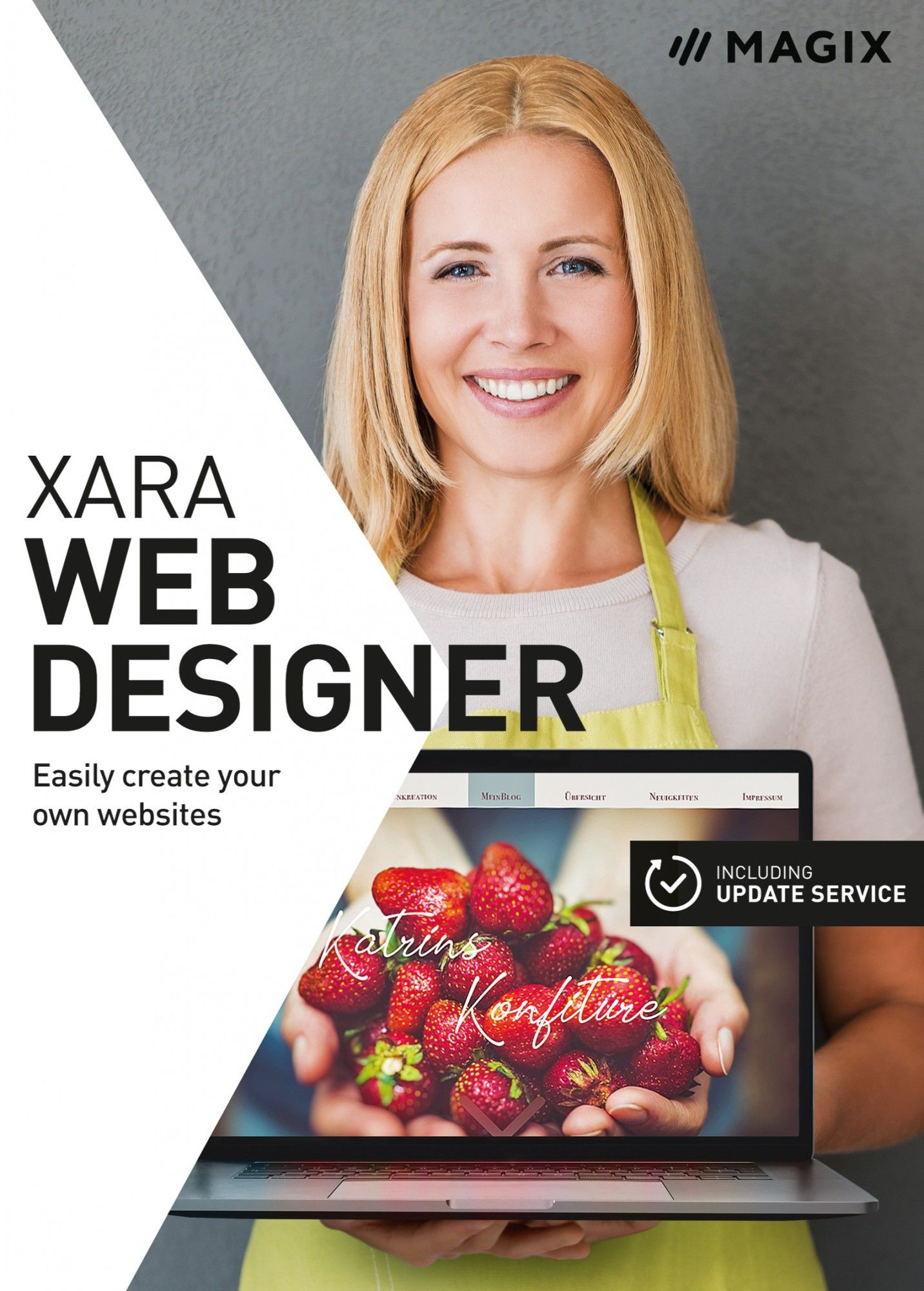 MAGIX Web Designer - ESD - cyfrowa - Certyfikaty Rzetelna Firma i Adobe Gold Reseller