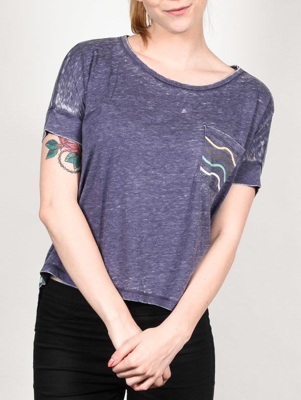 Roxy PRETTY BTC0 t-shirt damski - S