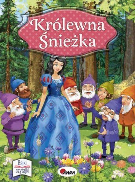 Bajki czytajki Królewna Śnieżka