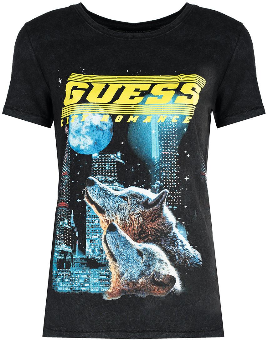 "Guess Guess T-Shirt ""Neon Tee"""