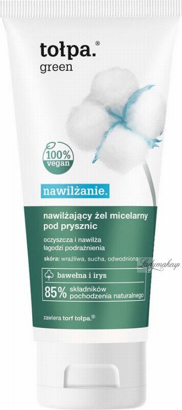 Tołpa - Green - Nawilżający żel micelarny pod prysznic - 200 ml