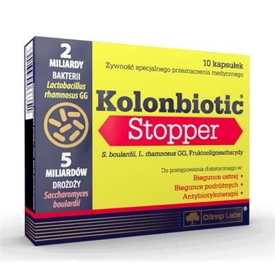 Kolonbiotic Stopper 10kap