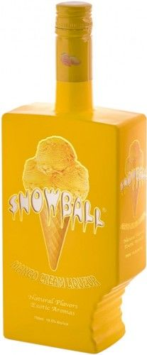 Likier Snowball Mango 16,5% 0,7l
