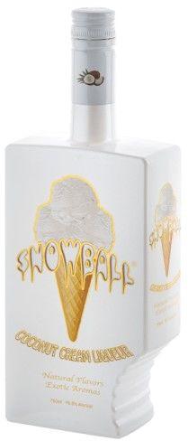 Likier Snowball Coconut 16,5% 0,7l