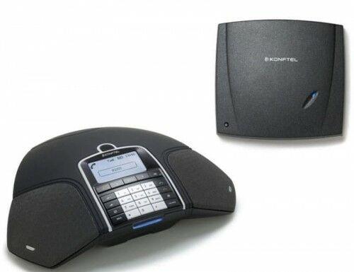 Konftel 300Wx z bazą DECT IP Telefon audiokonferencyjny - Konftel