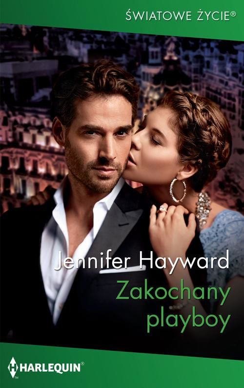 Zakochany playboy - Jennifer Hayward - ebook