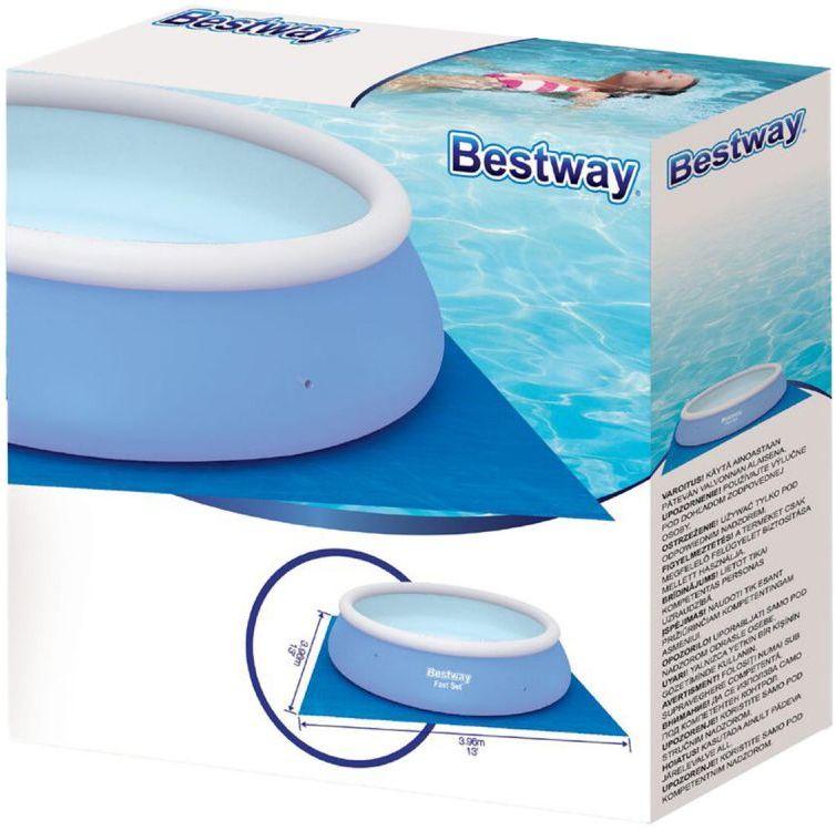 Podłoga pod basen 396 x 396 Bestway 58002