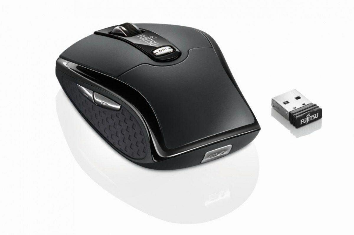Fujitsu Mysz bezprzewodowa WI660 S26381-K471-L100