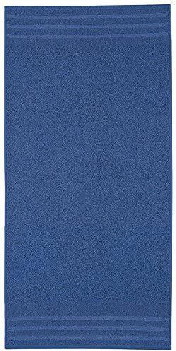 Ręcznik bawełniany Kleine Wolke Royal Ocean Blue
