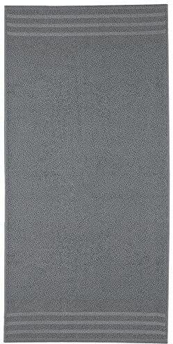 Ręcznik bawełniany Kleine Wolke Royal Dark Grey