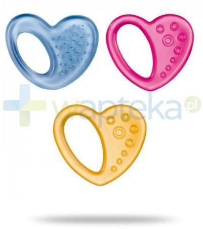 Canpol Babies gryzak wodny serce 1 sztuka [2/294]