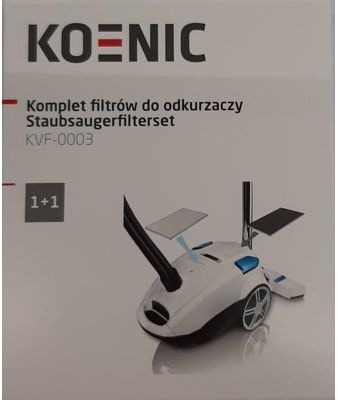 Filtry KOENIC KVF-0003
