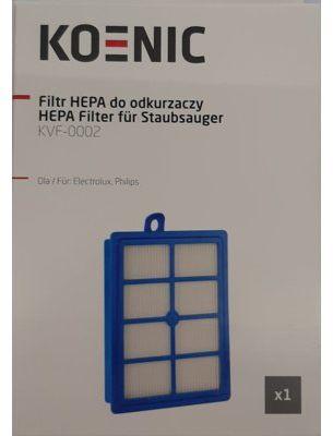 Filtr Hepa KOENIC KVF-0002