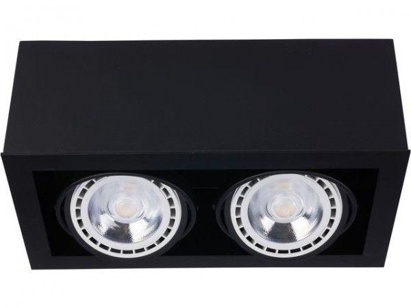 Oprawa natynkowa regulowana Box downlight ES111 czarny 9470 - Nowodvorski Do -17% rabatu w koszyku i darmowa dostawa od 299zł !