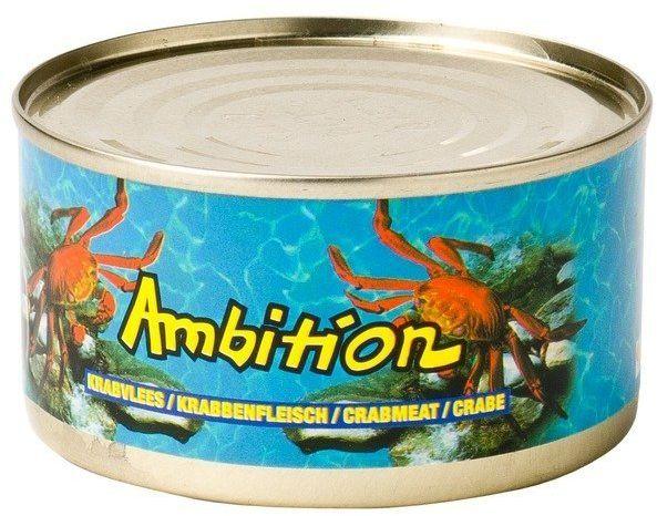 Mięso z kraba w puszce 170g - Ambition