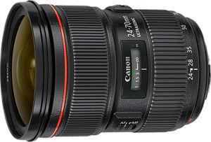 Obiektyw Canon EF 24-70mm f/2.8L II USM + Cashback 920zł
