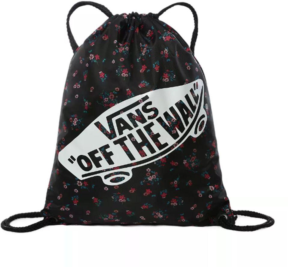 Worek na obuwie Vans Benched Bag - black beauty floral - black beauty floral