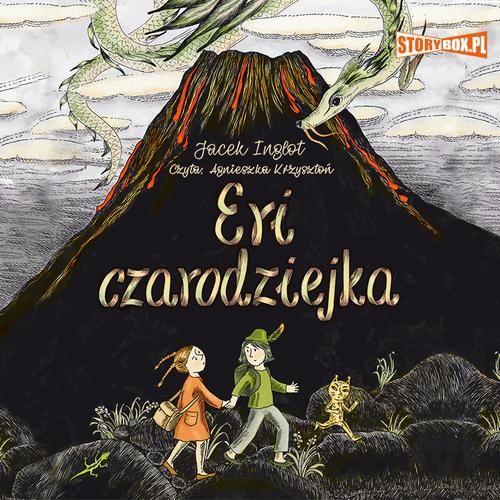 Eri czarodziejka - Jacek Inglot - audiobook