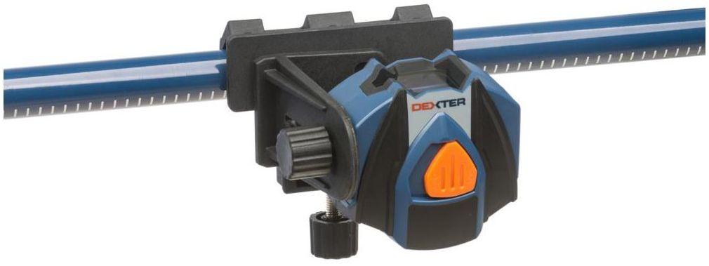 Poziomica laserowa 20 m NLC03 + T DEXTER