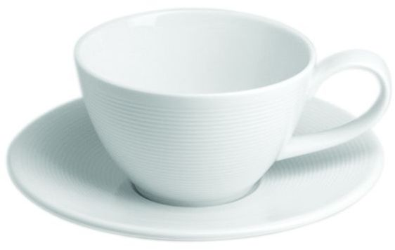 Spodek do filiżanki porcelanowej DESIRE